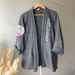 Vintage Distressed Kimono